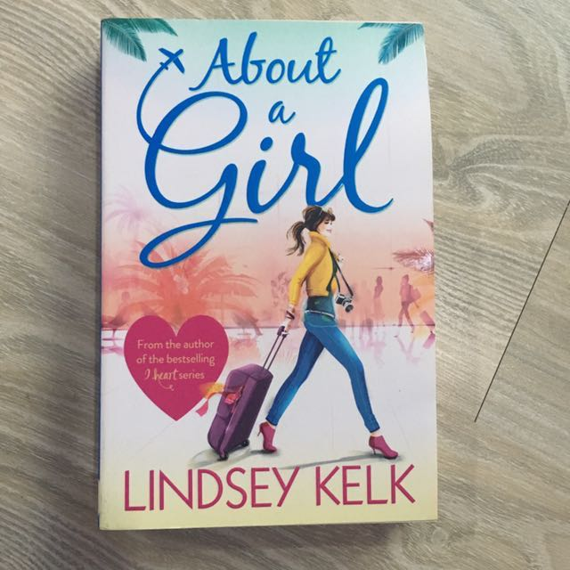 lindsey kelk 2 book bestsellers collection about a girl i heart new york kelk lindsey