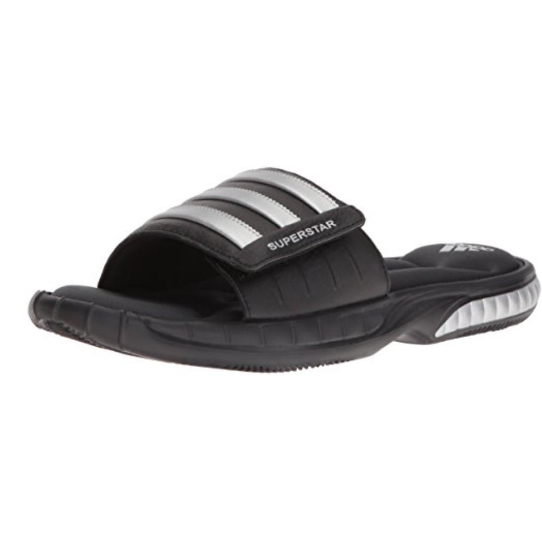 240a2a5adc24 Adidas Performance Men s Superstar 3G Slide Sandal