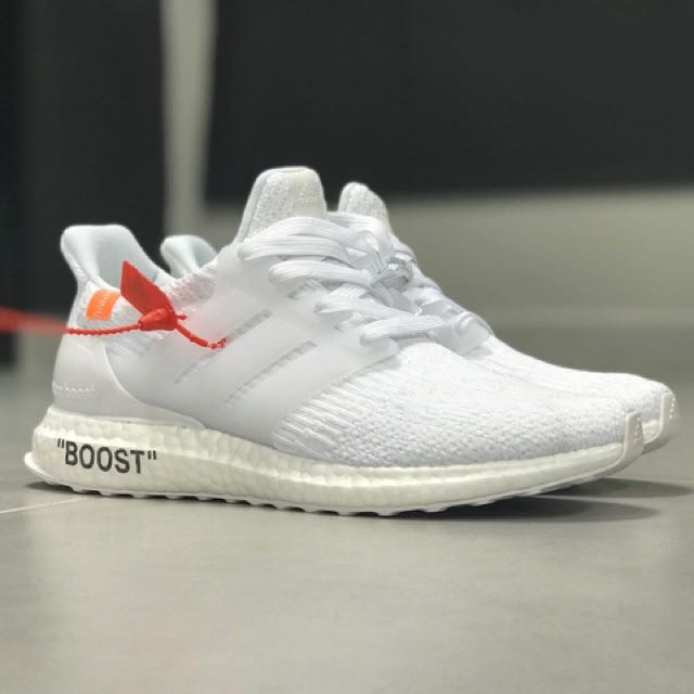 b1ca56a5a Adidas Ultraboost X Off White