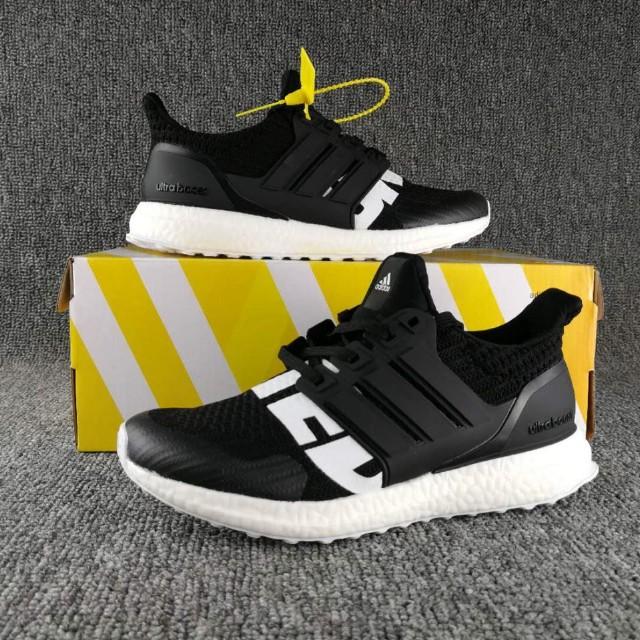 half off 497e3 3e2fc Adidas x Undefeated Ultraboost 4.0 Black