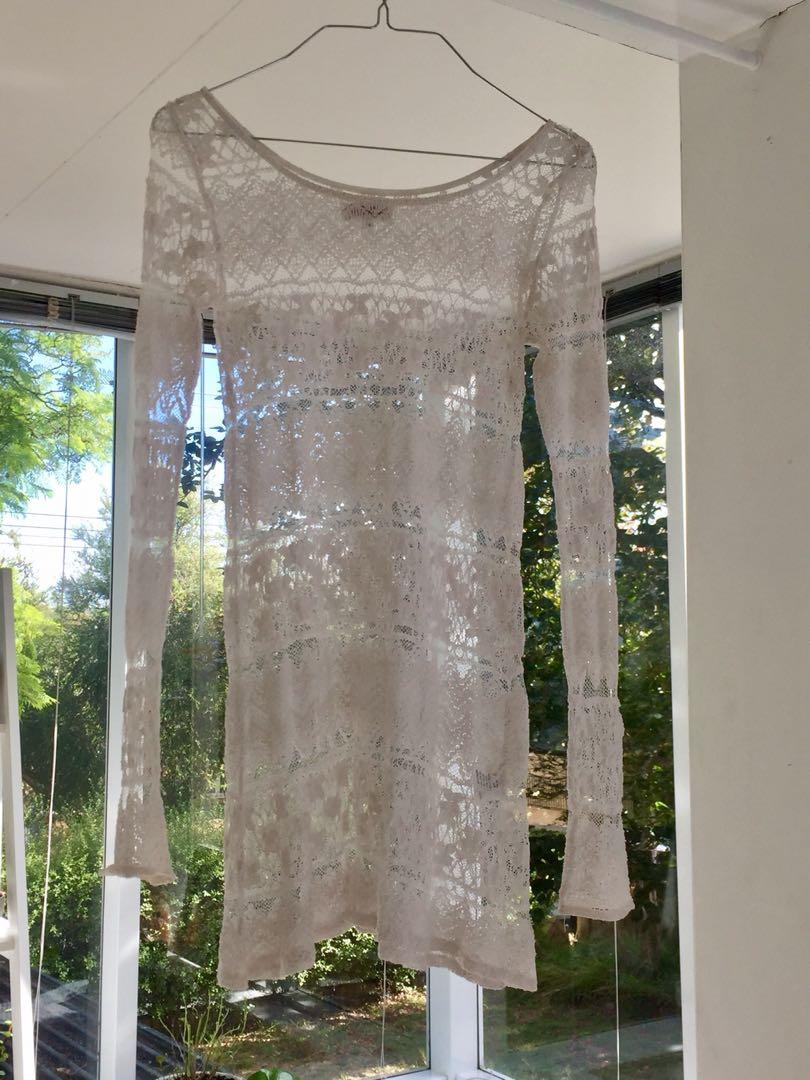 Arnhem Lace Dress