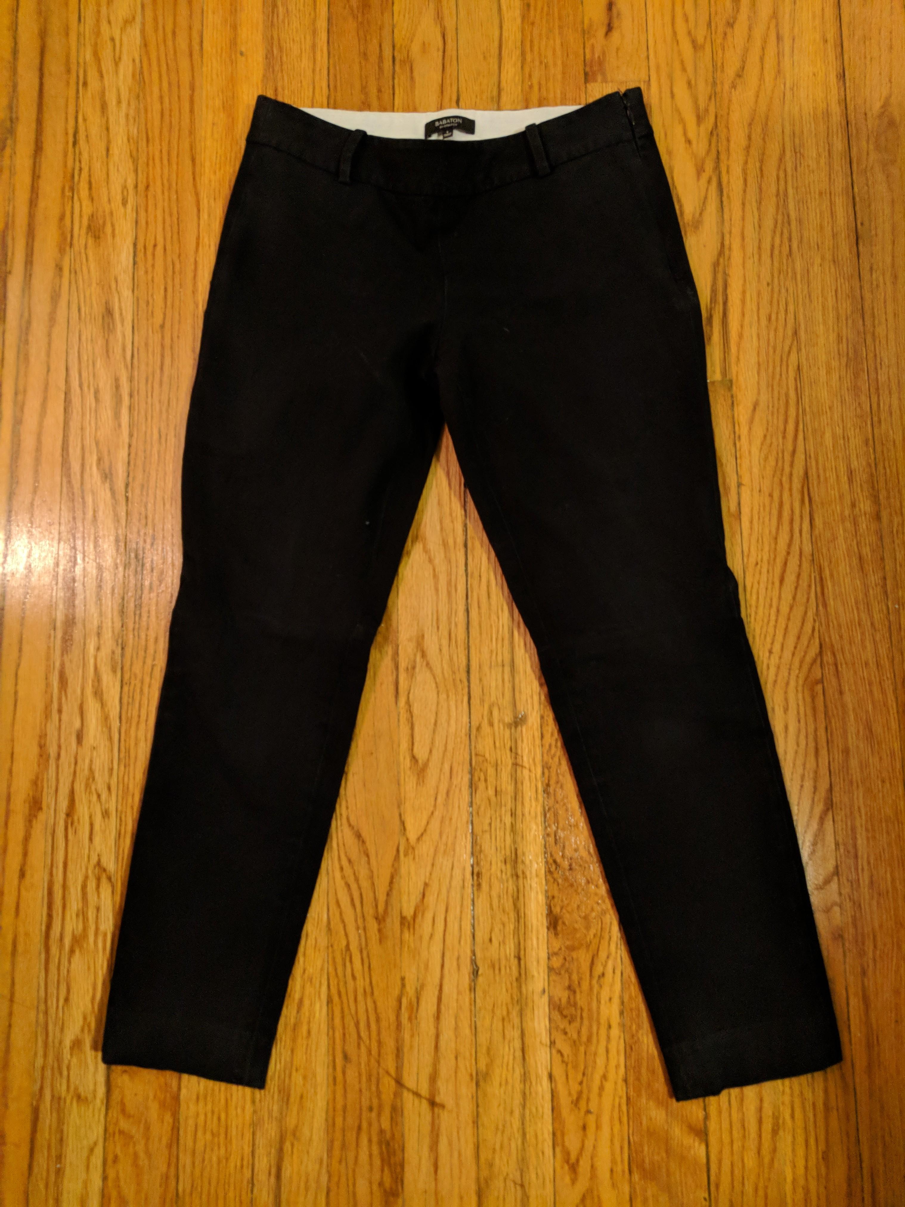 Babaton Elliott pants in black