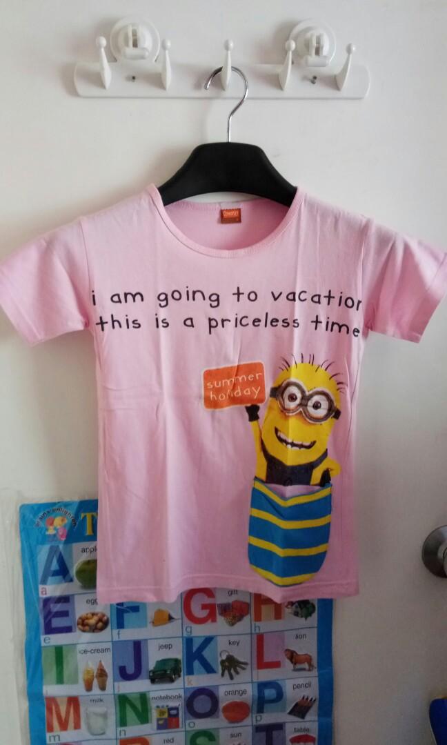 Baju anak uk 7thn