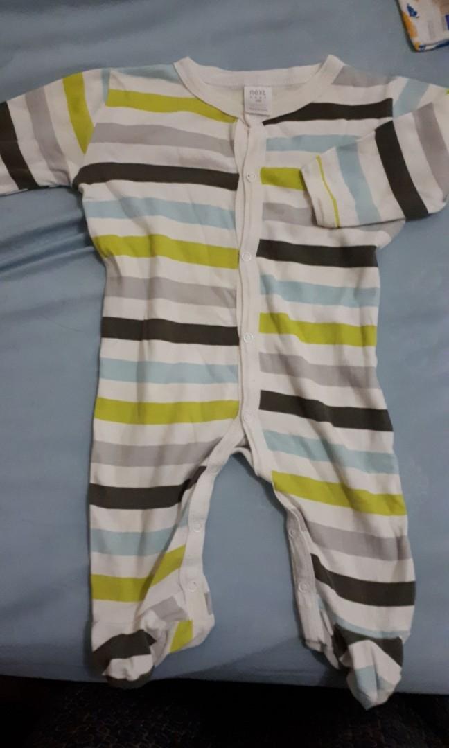 Baju bayi/jumper 3 - 12 bulan