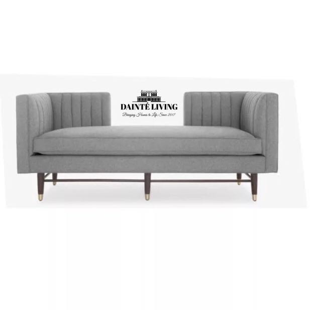 Bespoke Loveseat Sofa Chaise Lounge Furniture Sofas On Carousell