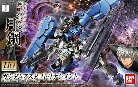 HG 1/144 Gundam Astaoth Rinascimento