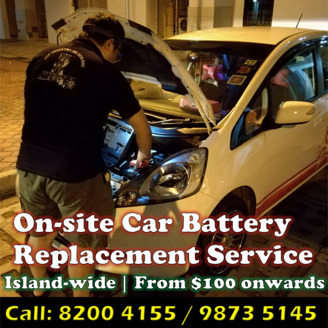 Car Battery Onsite Service