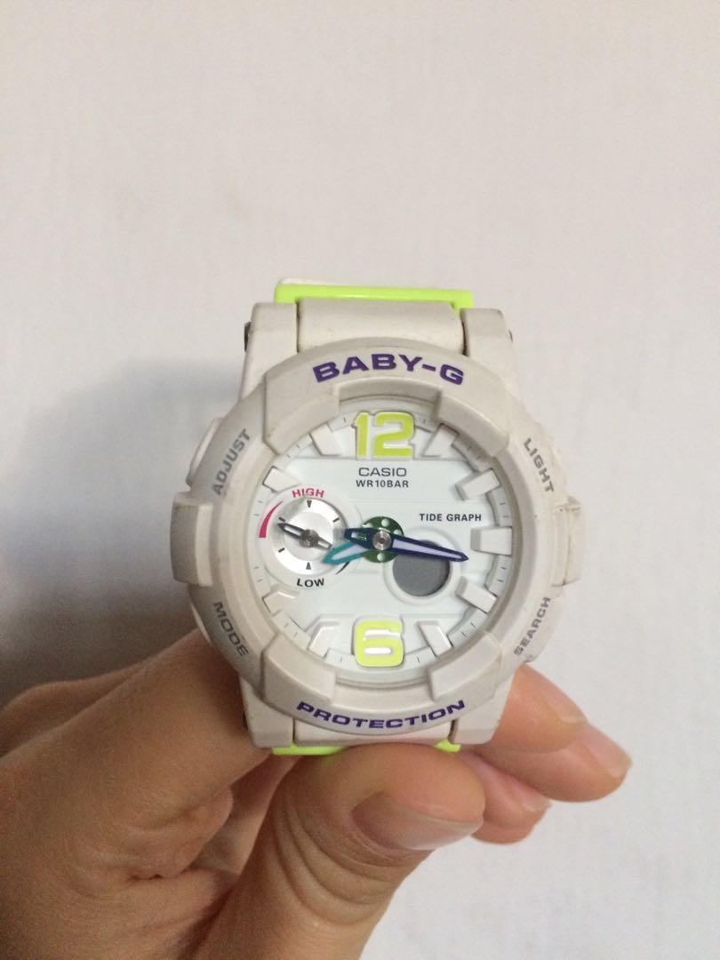 Casio Baby G Analog Digital Watch Womens Fashion Watches On Carousell Bga 180 2b Photo