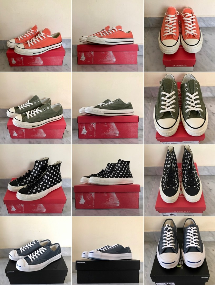 fd47dcf5c6ab Converse Jack Purcell chuck Taylor us9