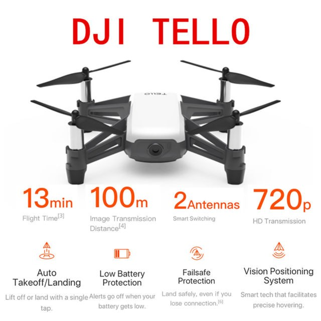 DJI Tello Drone Photography On Carousell