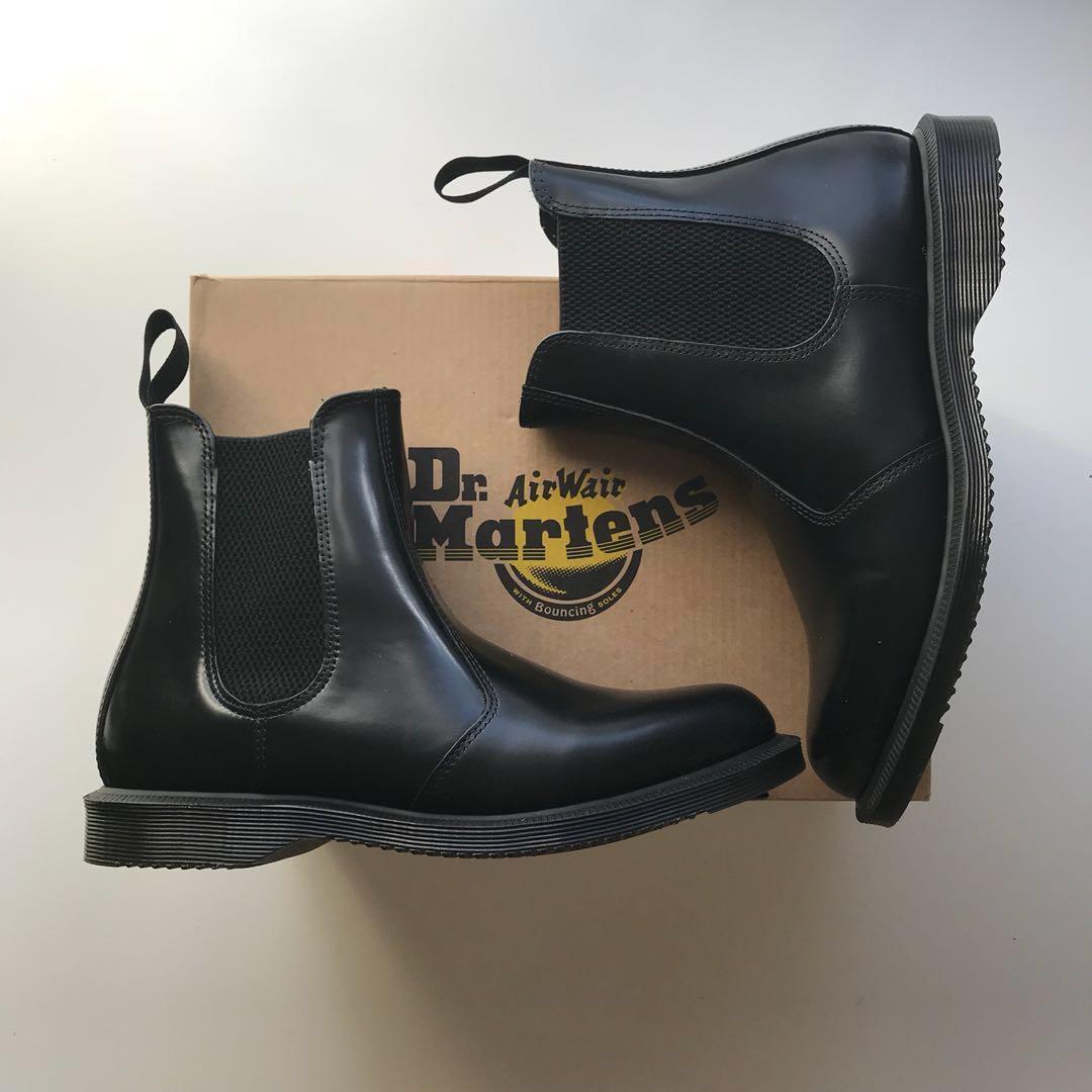 Dr Martens Flora Boots