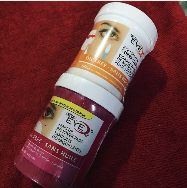 Eye Make up Removers