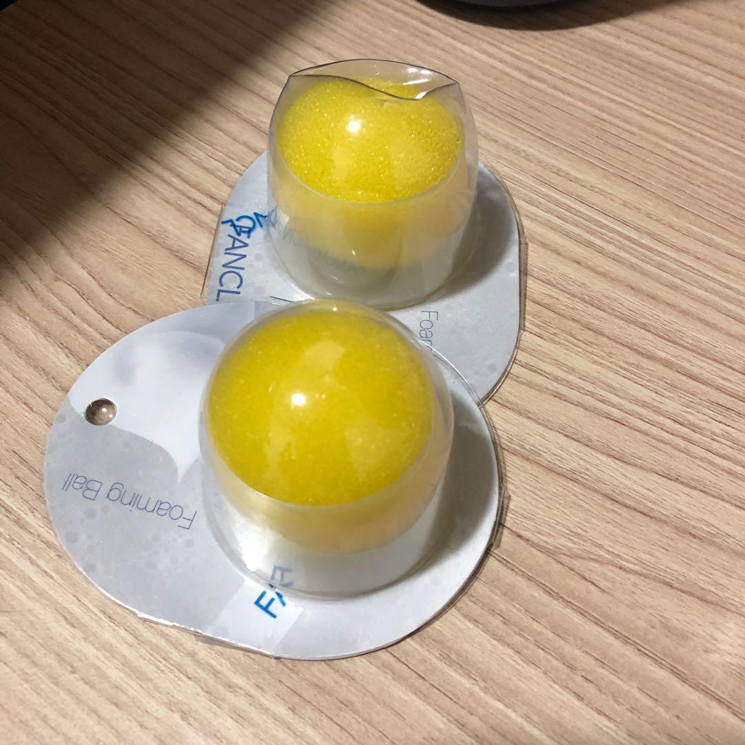 Fancl Foam Ball