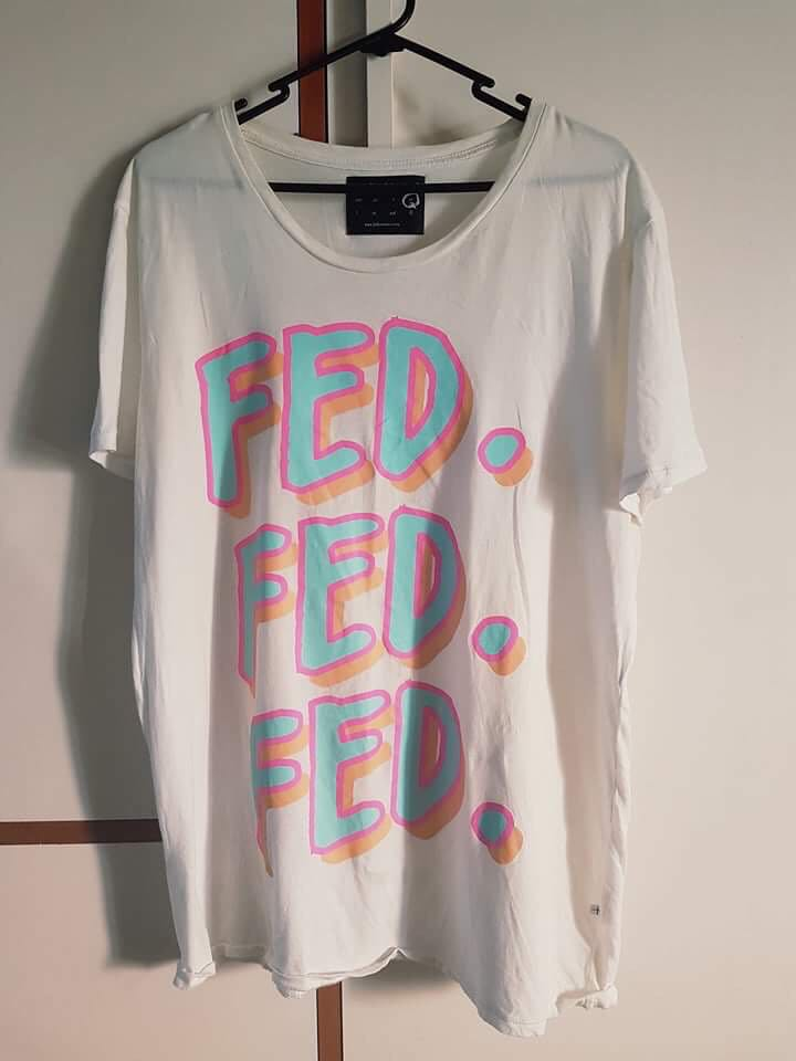 Federation tee size L