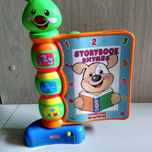 Fisher price buku lagu
