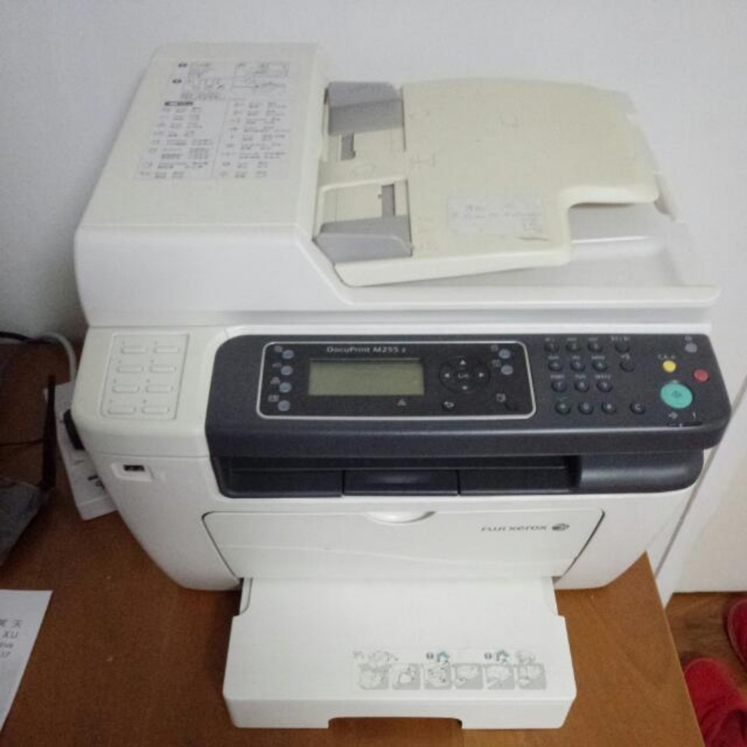 Fuji Xerox M255 Z Print Electronics Others On Carousell
