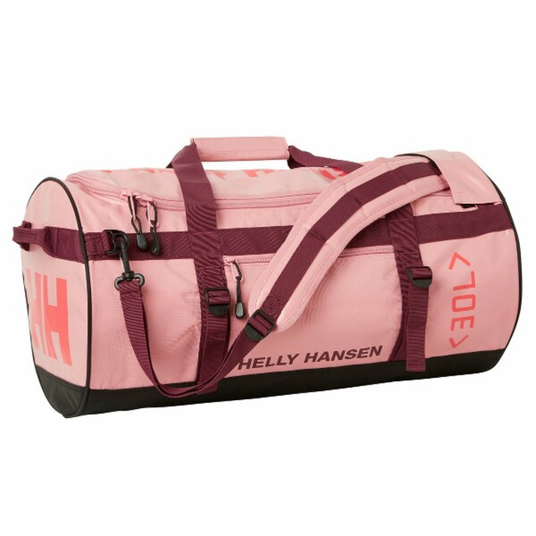 7e13d1136663e6 Limited Edition) Helly Hansen Classic Duffel Bag - 30L Pink, Women's ...