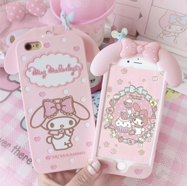 best sneakers 56f3d c3bfe Instock - My Melody IPhone 7 / IPhone 7 plus Case