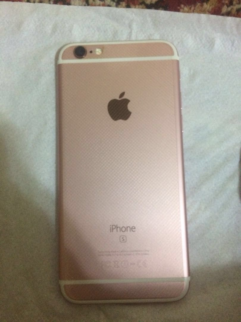 iPhone 6S 64GB Rose Gold w/ Complete Box