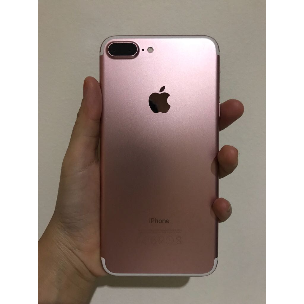 Iphone 7 plus 32gb Myset