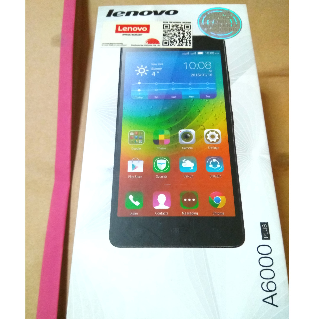 Handphone Lenovo A6000 Plus 5 Mobile Phones Tablets Others On