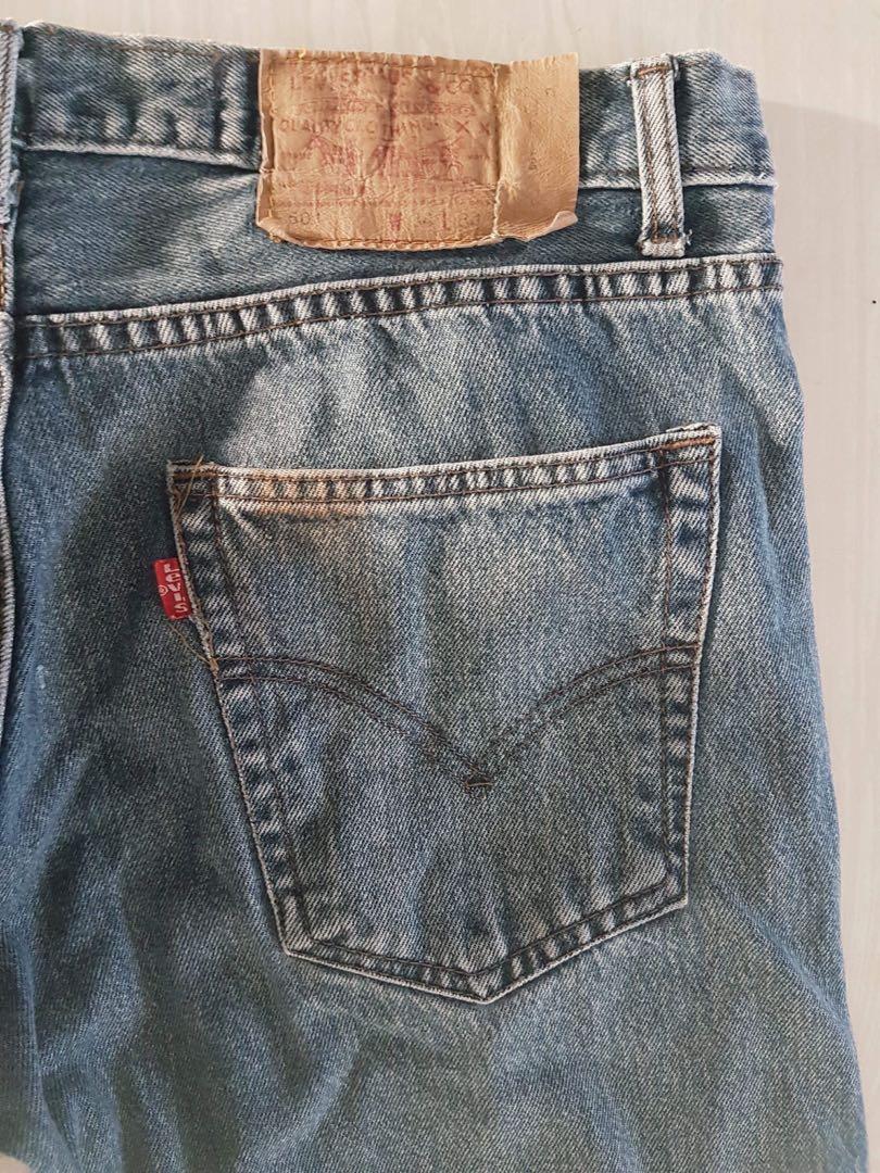 Levi's 501 jeans size 34 waist