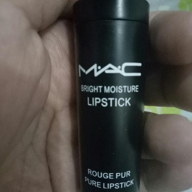 MAC lipstick warna Nude