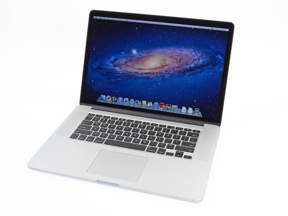 MacBook Pro 15inch retina mid 2012