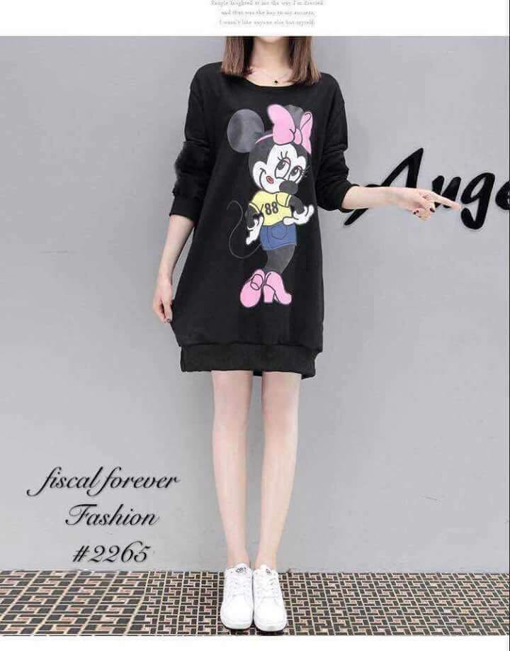 Mickey Mouse Dress Women S Fashion Clothes Dresses Skirts On