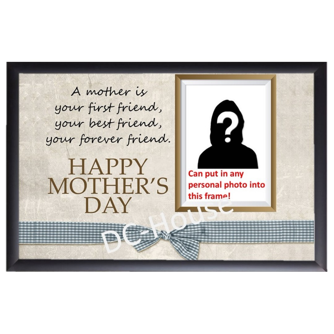 ☆Mothers Day Gift☆4R Poster Photograph With Frame☆, Furniture ...