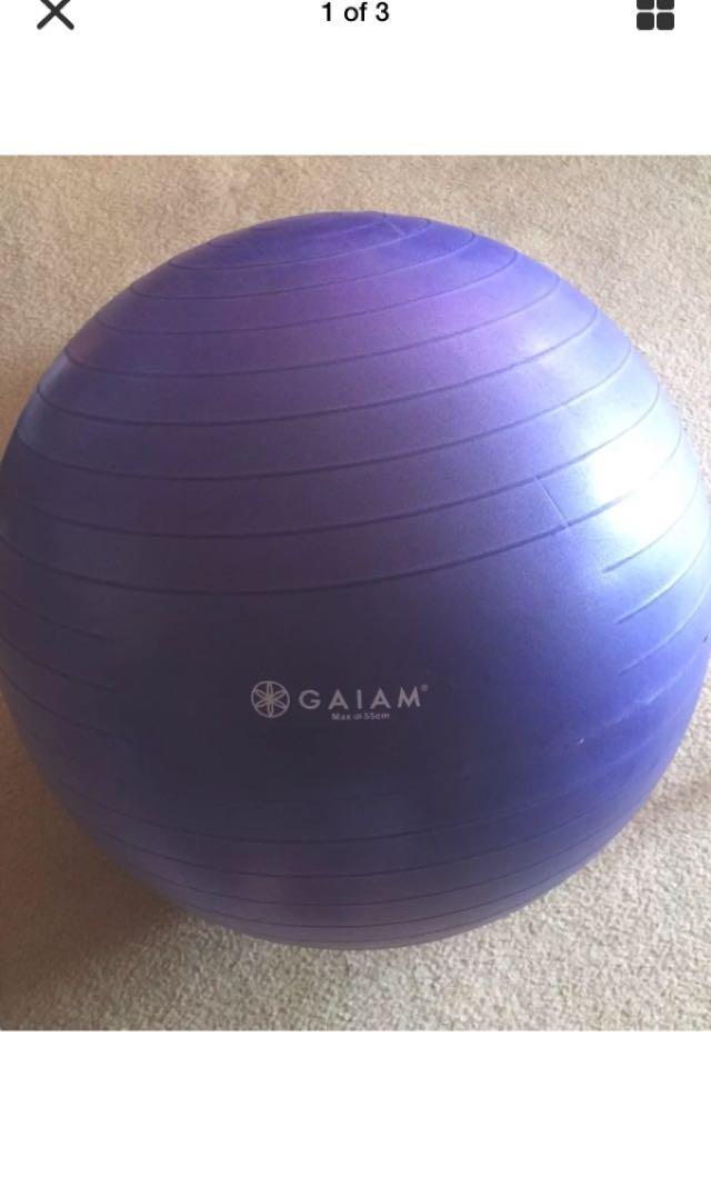NEW 2 x Exercise Balls