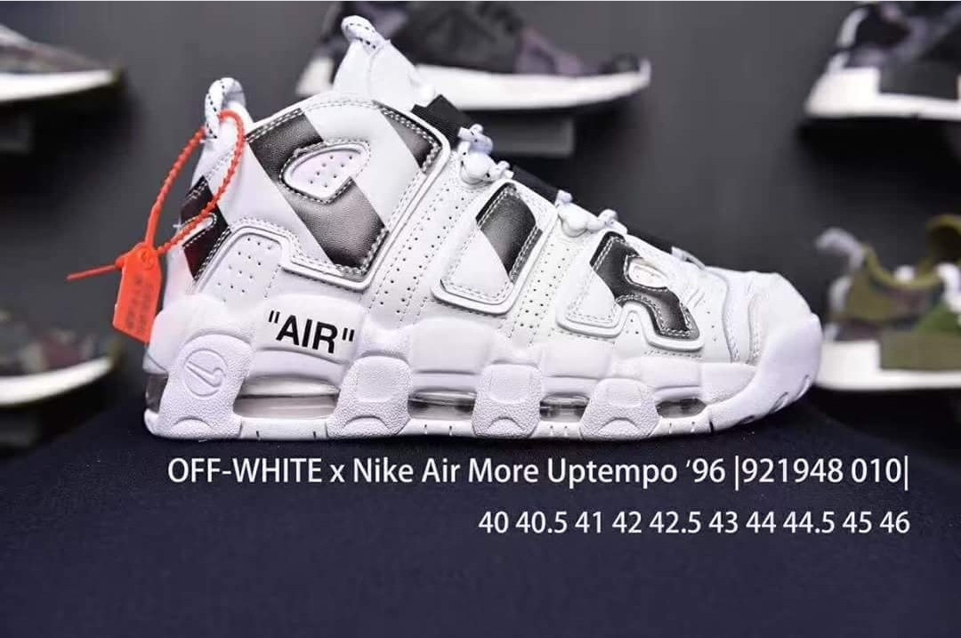 309ae4efa86 Nike Air More Uptempo OG, Men's Fashion, Footwear, Sneakers on Carousell