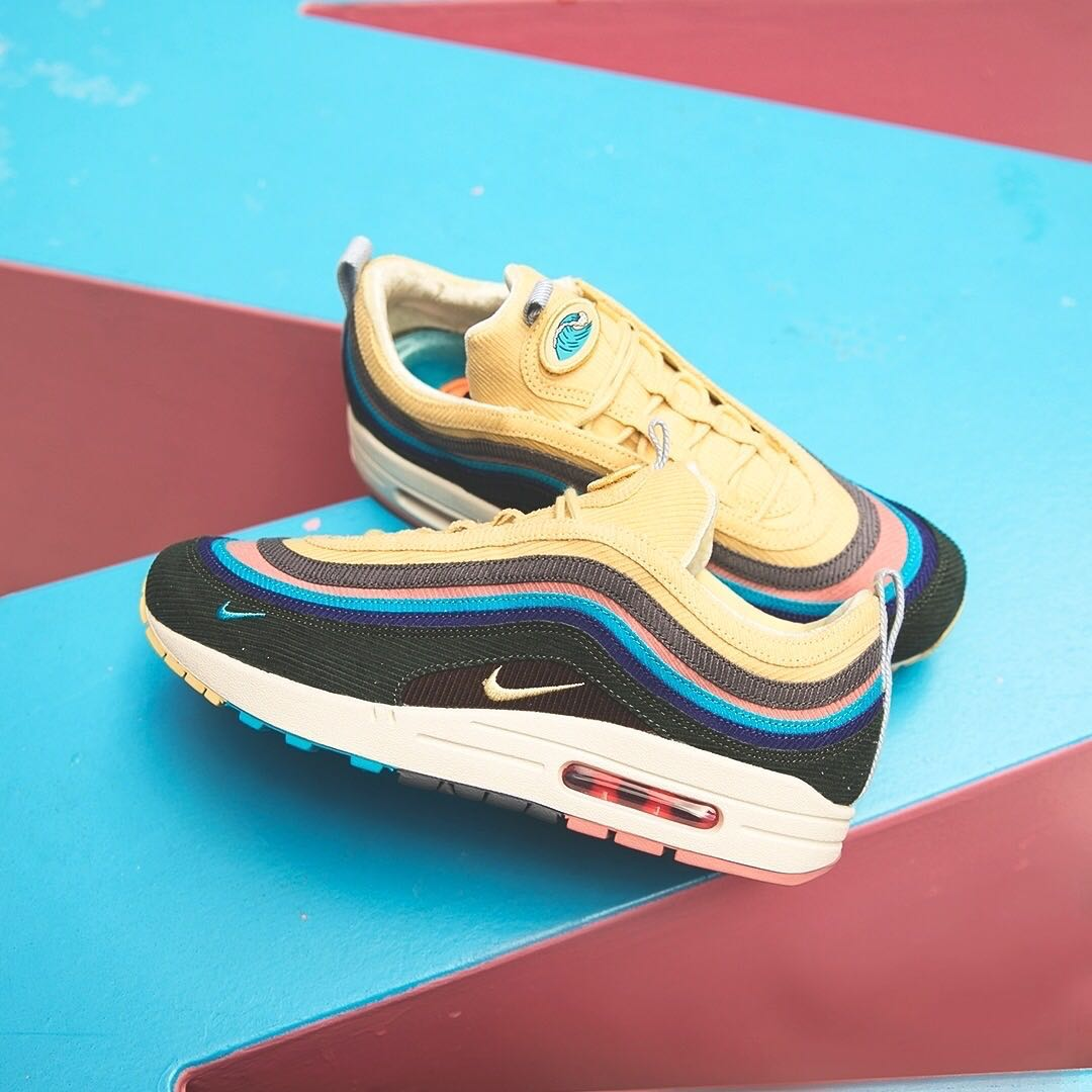 f54606a7e6 Nike Airmax 97/1 Sean Wotherspoon, Men's Fashion, Footwear, Sneakers ...