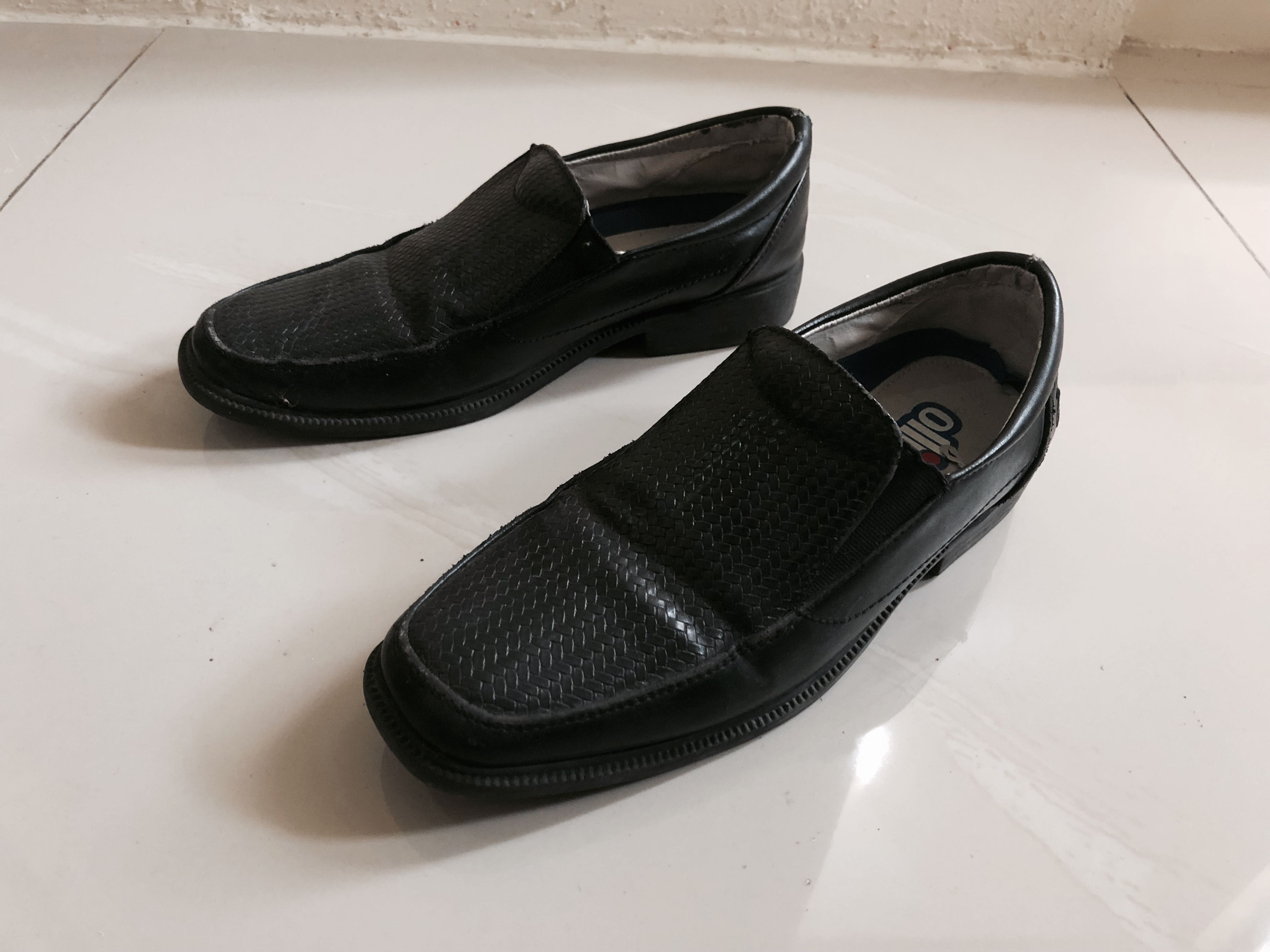 Ollie Black Shoes