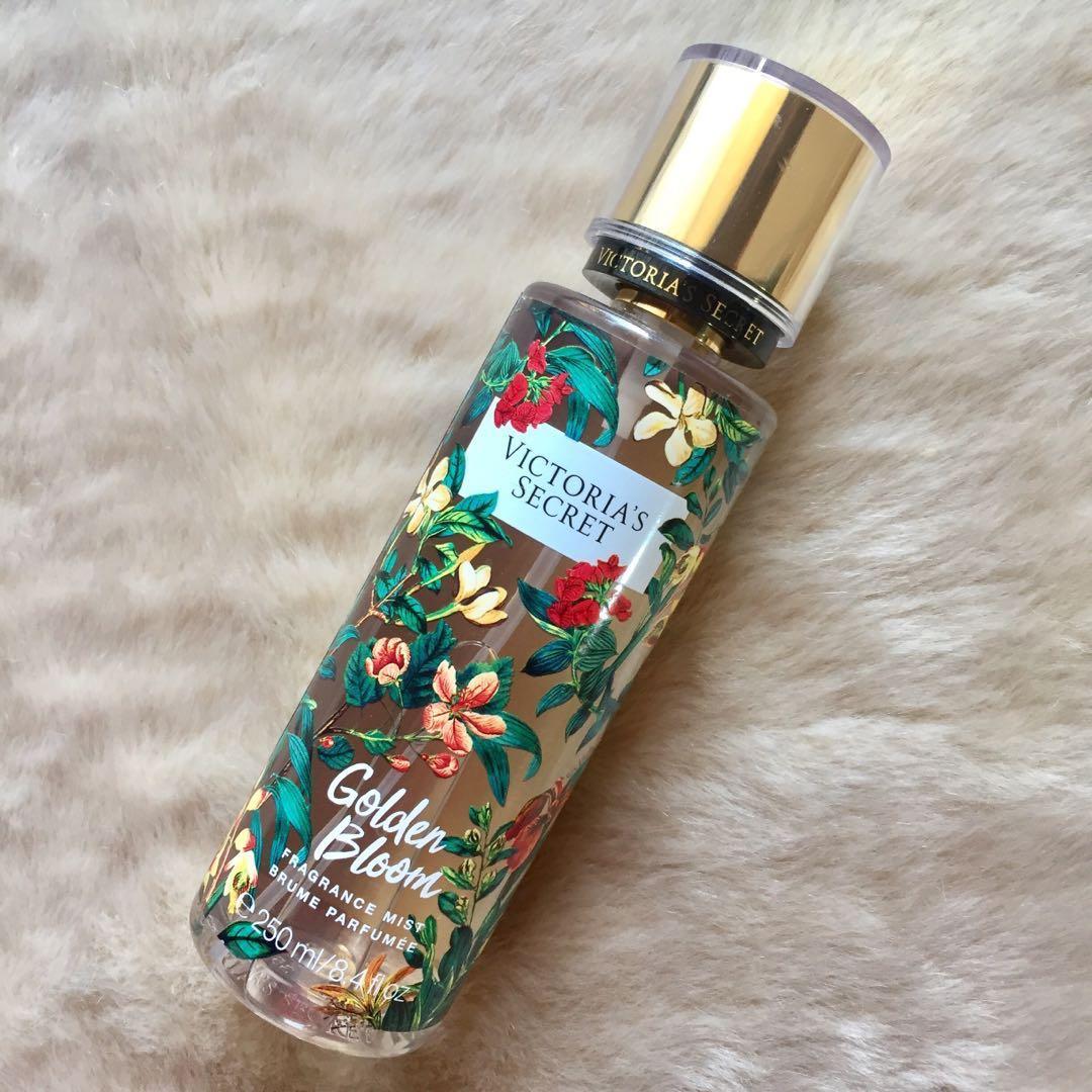 d963eaaabfd 💯Original Victoria s Secret Golden Bloom 250ml