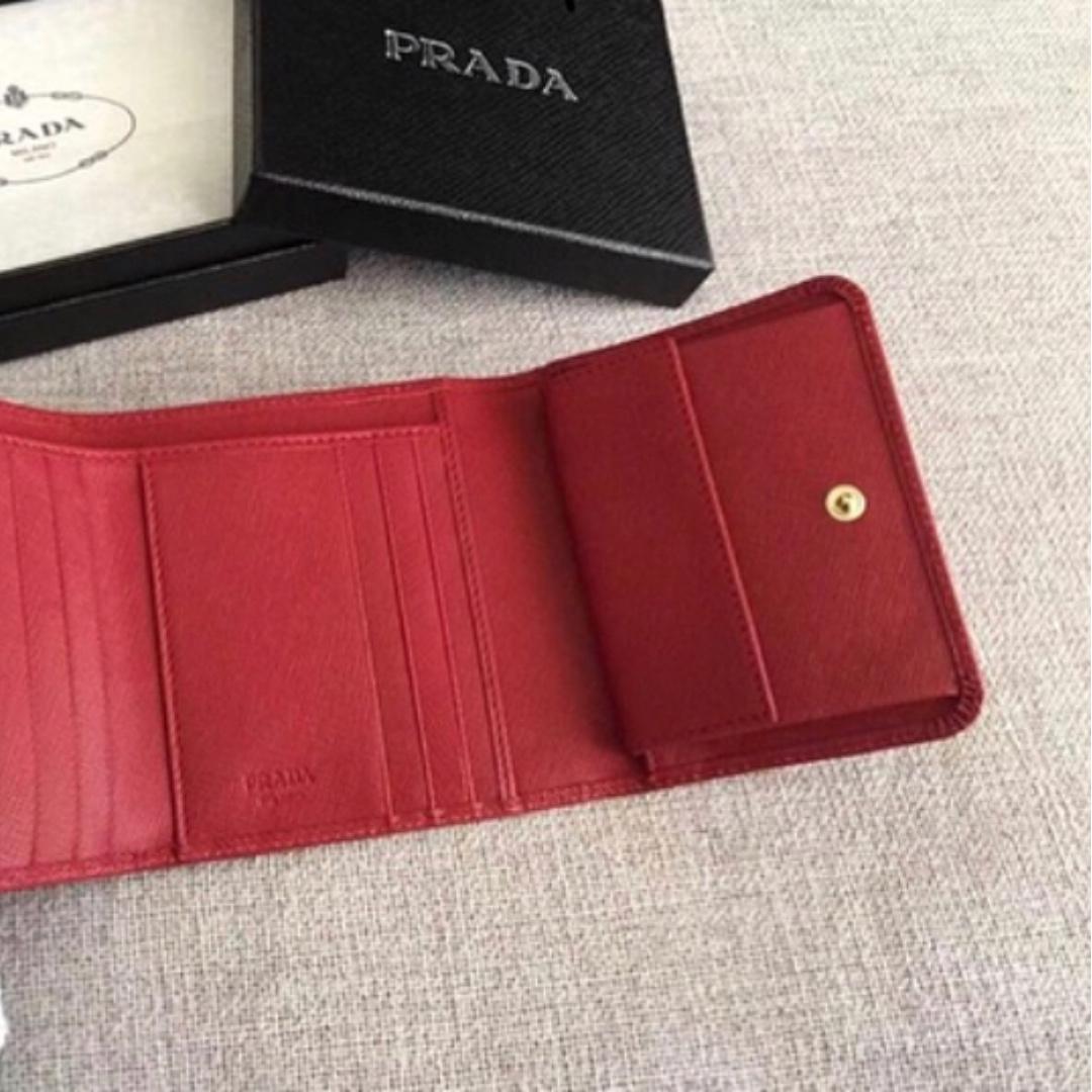 cf8909e71d5f discount code for prada womens short wallets 8th f6fc8 a4d88