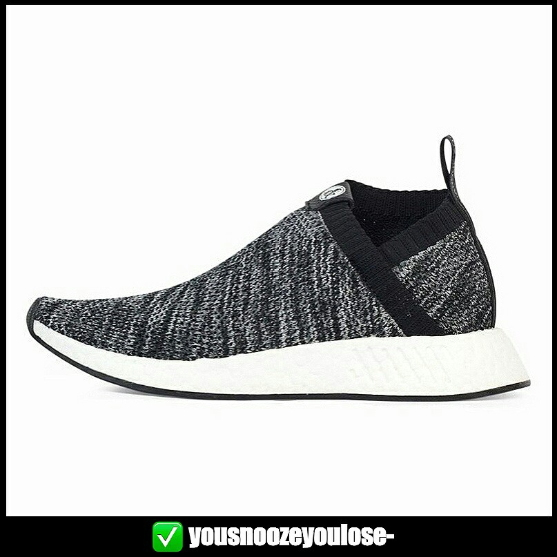 e581855860b1a PREORDER  ADIDAS X UNITED ARROWS NMD CS2 PRIMEKNIT PK GLITCH GREY ...