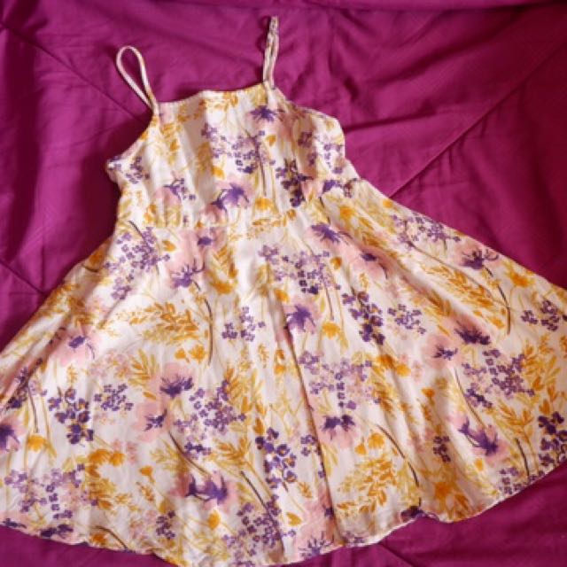 Price reduced from 700! Old Navy floral summer dress