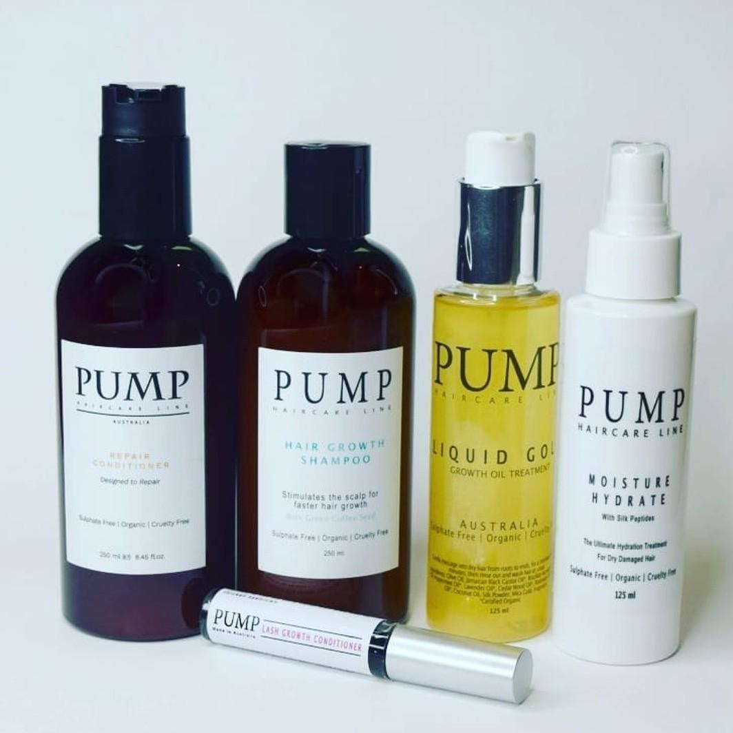 PUMP Hair Pack