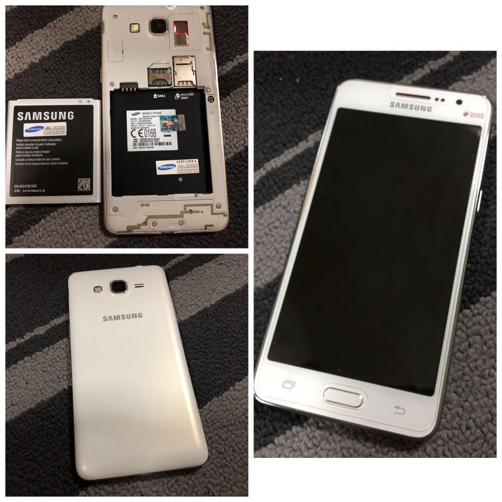 Samsung Galaxy Grand Prime Duos SM-G530H/DS