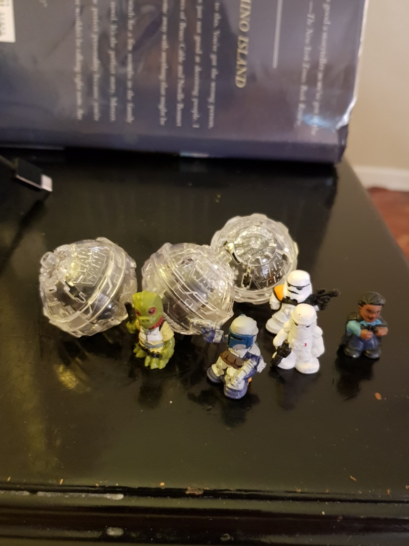 STAR WARS Fighter Pods - 8, Toys & Games, Toys on Carousell