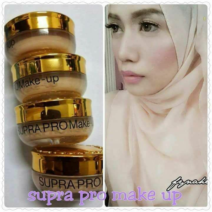 fb641351b3e3 Supra Pro Make up Foundation