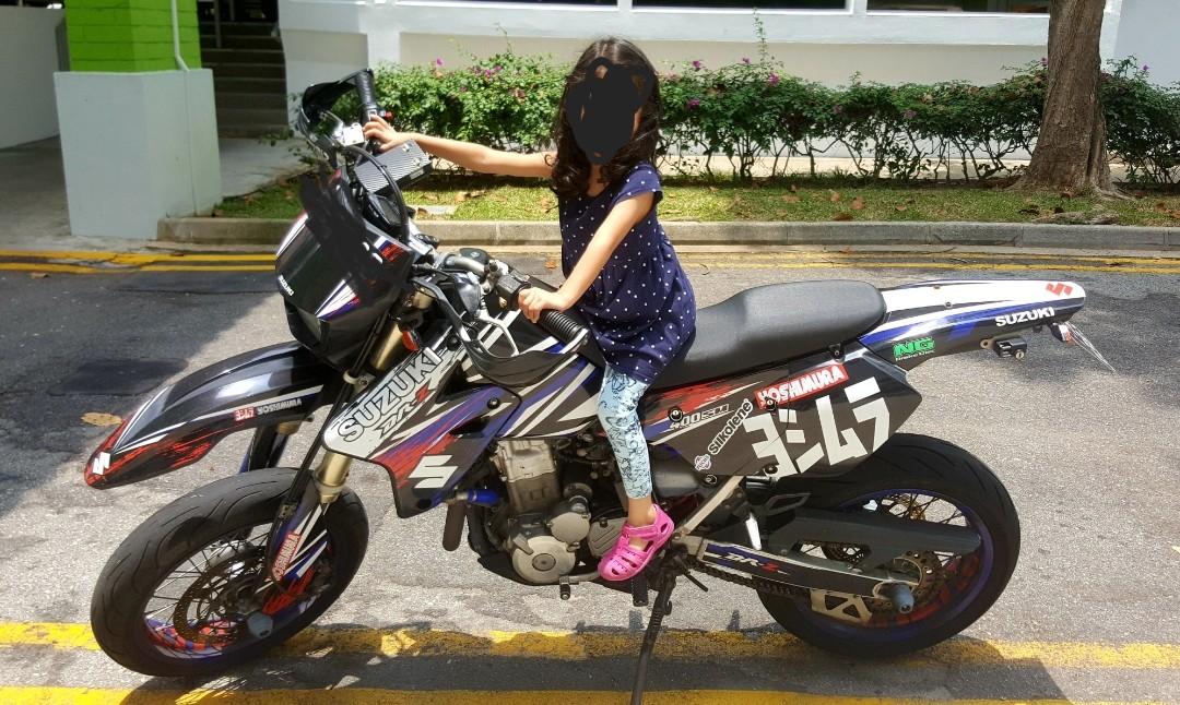 Suzuki DRZ400SM, Motorbikes, Motorbikes for Sale, Class 2A