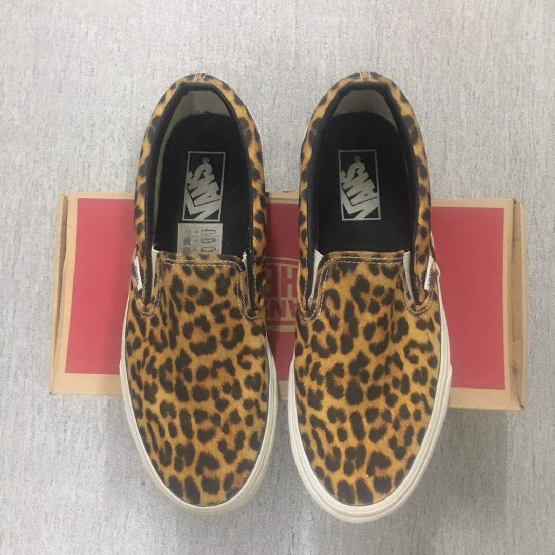 9aff7b6352 Vans Digi Leopard