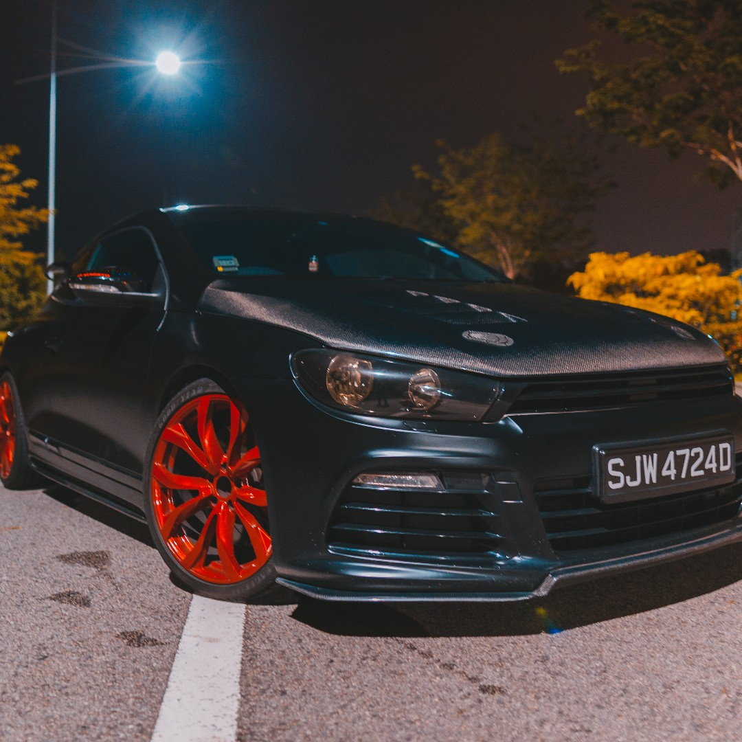 Stage 2 Scirocco rent/lease
