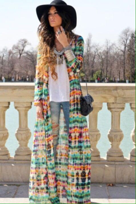Women's Casual Boho Dress/Beach Cover Up