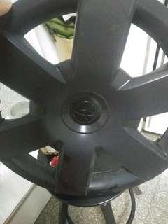 Toyota Hiace Van Rim Cover Original (spray black)