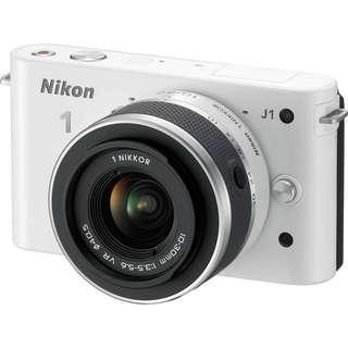 Nikon J1 (10-30 Kit set) 連2電 送埋套