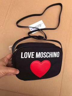 Authentic Moschino Sling Bag