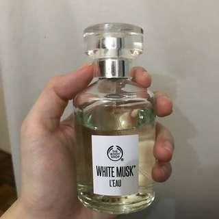 The Body Shop White Musk L'eau Perfume (60ml)